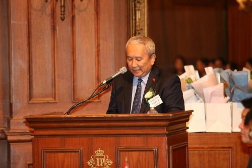 Đại sứ đặc mệnh toàn quyền Việt tại Hàn Quốc Nguyễn Vũ Tú đánh giá cao sự kiện xúc tiến đầu tư của tập đoàn DIC.