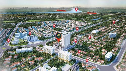 Shophouse TSG Lotus Sai Dong có nhiều tiềm năng phát triển. Liên hệ: Đơn vị phân phối - Công ty Cổ phần Dịch vụ và Địa ốc TSG. Địa chỉ: Tầng 5, tòa CT1 The Pride, Khu đô thị An Hưng, Hà Đông, Hà Nội. Hotline: 0961.169.169. Website: tsglotussaidong.com.vn.