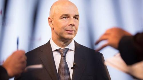 Bộ trưởng Tài chính Nga - Anton Siluanov. Ảnh: Bloomberg