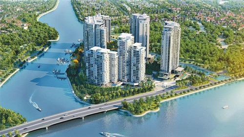 Rever trở thành đơn vị phân phối chính thức F1 dự án căn hộ cao cấpĐảo Kim Cương(quận 2).