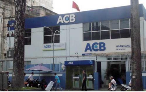 ACB sẽ tăng vốn thêm 1.627 tỷ đồng.