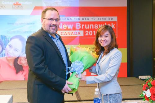 Hội thảo đầu tư vào Canada trong tháng 8/2018 - TA xử nhanh giúp chế nha, miss mail của KH, thanks em OCES không phải là người đứng ra tổ chức - 2