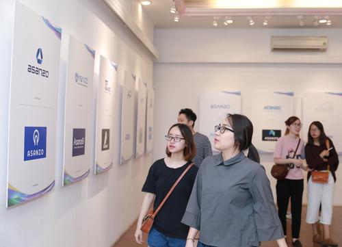 Những thiết kế ấn tượng được trưng bày tại triển lãm.