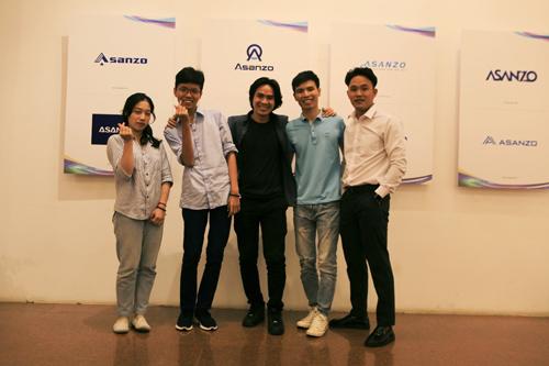 5 thí sinh xuất sắc tham dự chung kết Thiết kế logo Asanzo. Thông tin về cuộc thitại đây.