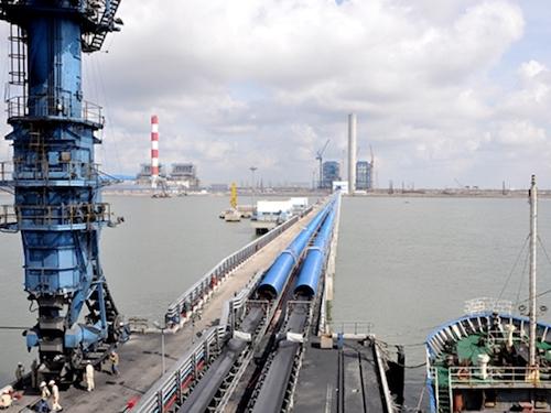 Nhà máy Nhiệt điện Duyên Hải 3 (tỉnh Trà Vinh).