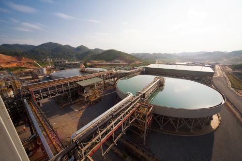 Mua lại 49% nhà máy chế biến hoá chất vonfram hàng đầu thế giới từ H.C.Starck: Bước đi chiến lược của Masan Resources(xin bai edit) - 1
