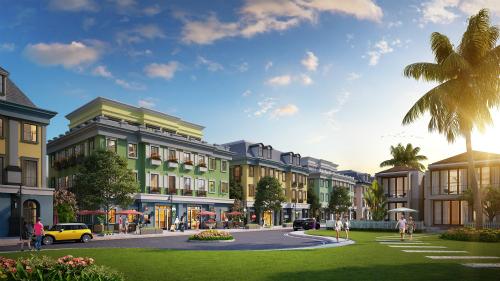 Phối cảnh tổng thể dự án Sun Premier Village Ha Long Bay. Hotline: 0935205858.