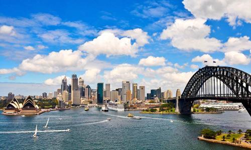Australia thuộc châu Á Thái Bình Dương, đang có thị trường đầu tư bất động sản hồi phục mạnh mẽ. Ảnh: Australia.com