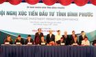 Sacombank cấp tín dụng cho dự án Becamex Bình Phước