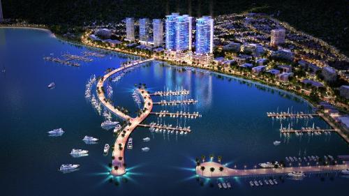 Swisstouches La Luna Resort được kỳ vọng trở thành biểu tượng của Nha Trang.