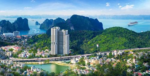 Dự án hưởng lợi thế về mặt vị trí cũng như tiềm năng du lịch của địa phương.