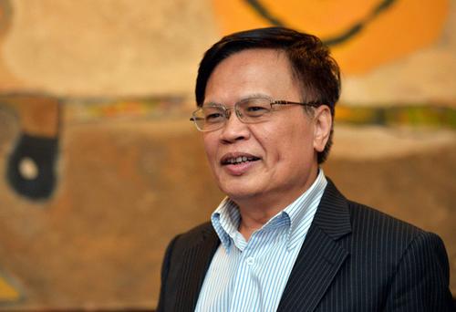 Tiến sĩ Nguyễn Đình Cung - Viện trưởng Viện Quản lý kinh tế trung ương (CIEM).