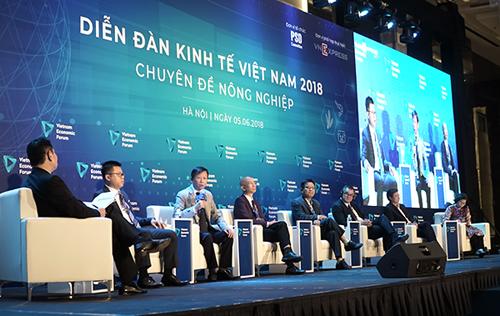 Sau chuyên đề nông nghiệp diễn ra hồi tháng 5, vốn - tài chính là nội dung tiếp theo của Diễn đàn Kinh tế Việt Nam (ViEF) diễn ra cuối năm nay với sự tham gia của Thủ tướng Chính phủ.