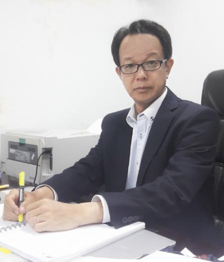 Ông Mitsuaki Shiogo - Giám đốc Dự án Triển khai Hệ thống Ngân hàng lõi - Core Banking.