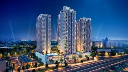 Toàn cảnh dự án iThe Zen Residence. Chi tiết liên hệ hotline 0902178088.