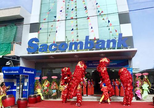 Lễ khai trương hoạt động và khánh thành trụ sở chi nhánh Tân Thạnh.