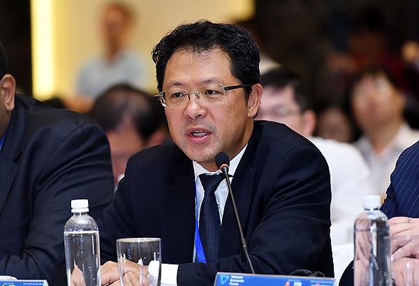 Ông Andy Ho, Giám đốc điều hành Tập đoàn VinaCapital.