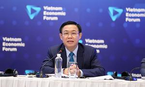 Phó thủ tướng: Thị trường vốn cần tăng vai trò của thể chế phi ngân hàng
