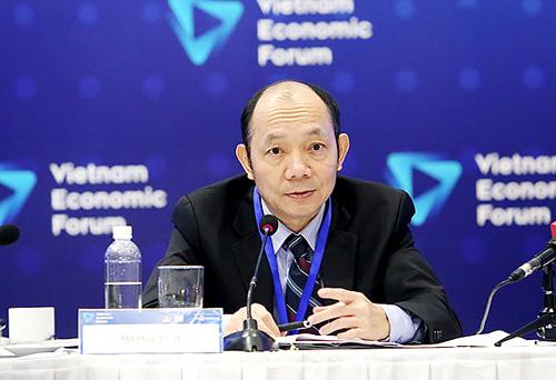 Ông Hà Huy Tuấn - Phó chủ tịch Ủy ban Giám sát Tài chính quốc gia.