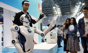 Trung Quốc tham vọng tăng mạnh sản lượng robot