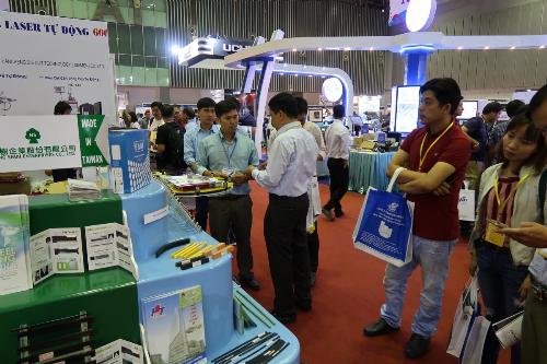 Sự kiện Print Pack Foodtech tạo cơ hội kết nối cho rất nhiều doanh nghiệp tại Việt nam