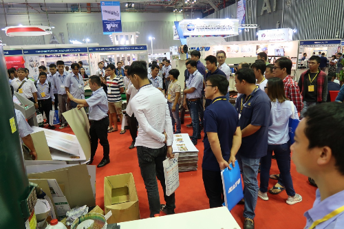 Các công nghệ mới nhất trong ngành đóng gói đều có mặt trong sự kiện Print Pack Foodtech