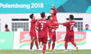 150 triệu đồng cho nửa phút quảng cáo trận có đội Olympic Việt Nam