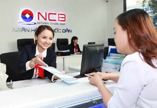 NCB dành nhiều ưu đãi cho doanh nghiệp.