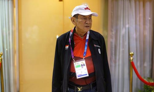 Tỷ phú Michael Bambang Hartono. Ảnh: Bloomberg
