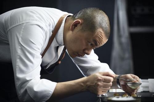 André Chiang từng nhận được nhiều giải thưởng danh giá.