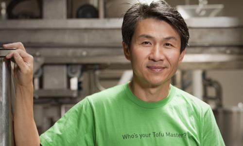 Doanh nhân gốc Việt, nhà sáng lập Hodo - Minh Tsai. Ảnh: Sharonpalmer