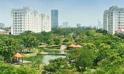 Nam Viên - vùng lõi cây xanh của toàn khu đô thị Phú Mỹ Hưng
