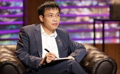Tổng giám đốc Sam Holdings Trần Anh Vương.