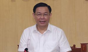 Phó thủ tướng: Quản lý thuế cần theo kịp nền kinh tế số