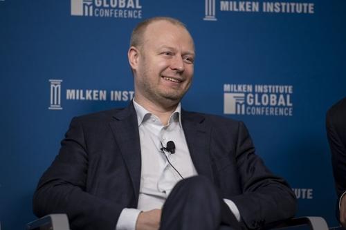 Valery Vavilov - đồng sáng lập Bitfury. Ảnh: Bloomberg