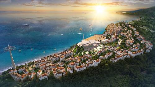 Phối cảnh tổng thể dự án Sun Premier Village Primavera.
