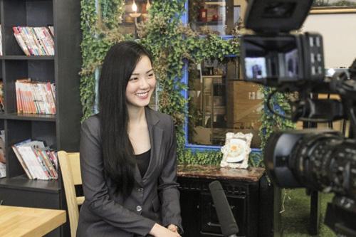 Bà Nguyễn Thị Trang Phương - Chủ tịch hội đồng quản trị hệ thống nhà hàng Queen Plaza.