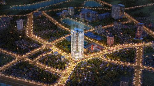 Những dự án căn hộ cao cấp nổi bật tại Hà Nội