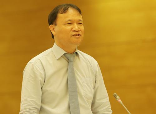 Ông Đỗ Thắng Hải - Thứ trưởng Bộ Công Thương. Ảnh: Võ Hải