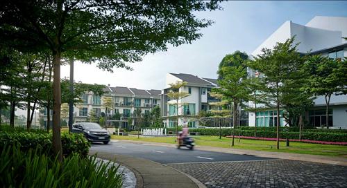 ParkCity Hanoi mang đến không gian sống xanh, cộng đồng thịnh vượng.