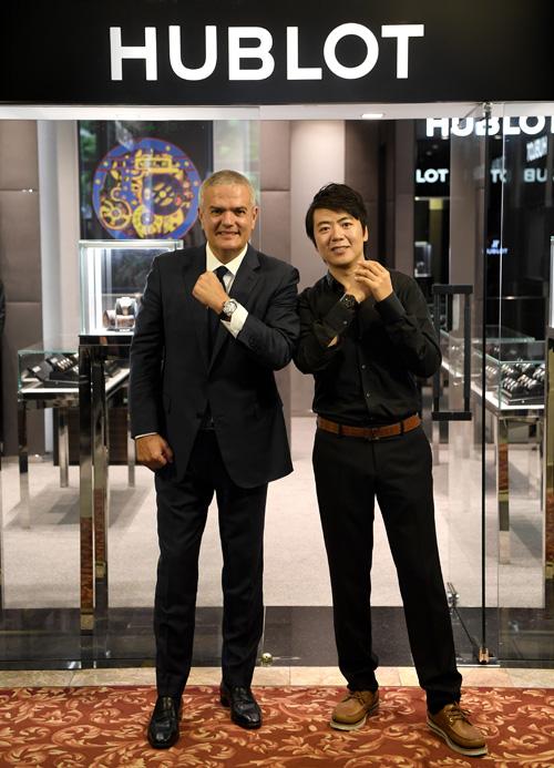 Đồng hồ xa xỉ Hublot mở cửa hàng đầu tiên ở Việt Nam - 4