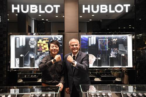 Đồng hồ xa xỉ Hublot mở cửa hàng đầu tiên ở Việt Nam - 5