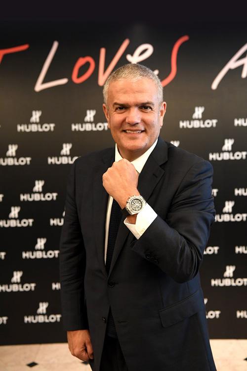Đồng hồ xa xỉ Hublot mở cửa hàng đầu tiên ở Việt Nam - 6