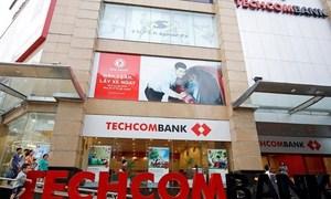 Quỹ ngoại sang tay 1,3 triệu cổ phiếu Techcombank