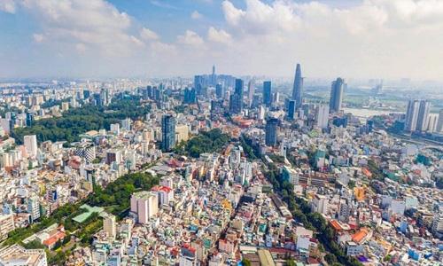 Đất vàng thuộc lõi trung tâm quận 1, TP HCM đang lọt vào tầm ngắm của đại gia Hong Kong. Ảnh: Savills Việt Nam