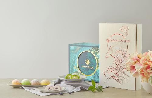 Sản phẩm bánh Mochi Sweets nhập khẩu 100% từ Nhật Bản