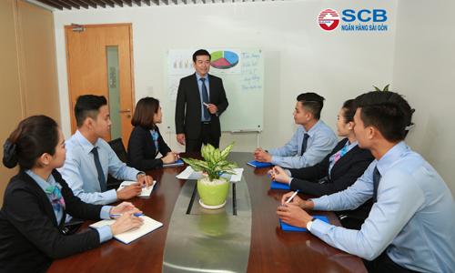 Website tuyển dụng mới giúp ứng viên dễ dàng cập nhật thông tin tuyển dụng từ SCB.