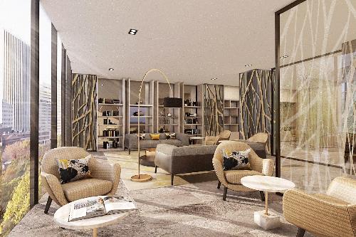 Thiết kế đạt giải kiến trúc căn hộ tốt nhất năm 2018 của Alpha City - 2