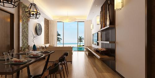 Đại lý phân phối chính thức Mövenpick Resort Cam Ranh - sàn Bất động sản Titan. Hotline: 0936 466 990