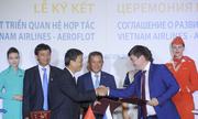 Vietnam Airlines đẩy mạnh hợp tác với hãng hàng không quốc gia Nga